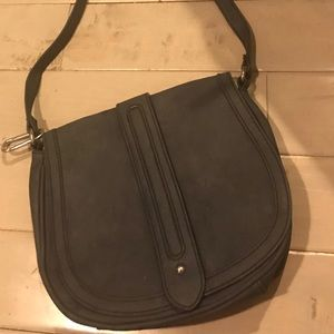 Express Navy Blue - Crossbody bag